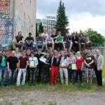 Unsere Besetzung bei Jugend Jazzt 2014