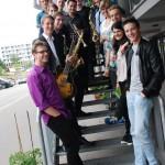 Yo Jazz bei Jugend Jazzt in Stuttgart
