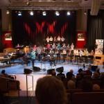 Die Jazzy Buskers zu Besuch beim NDR